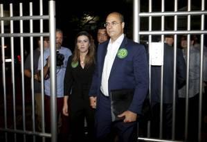 O candidato a governador do Rio Wilson Witzel (PSC) 18/10/2018 Foto: Marcelo Theobald / Agência O Globo