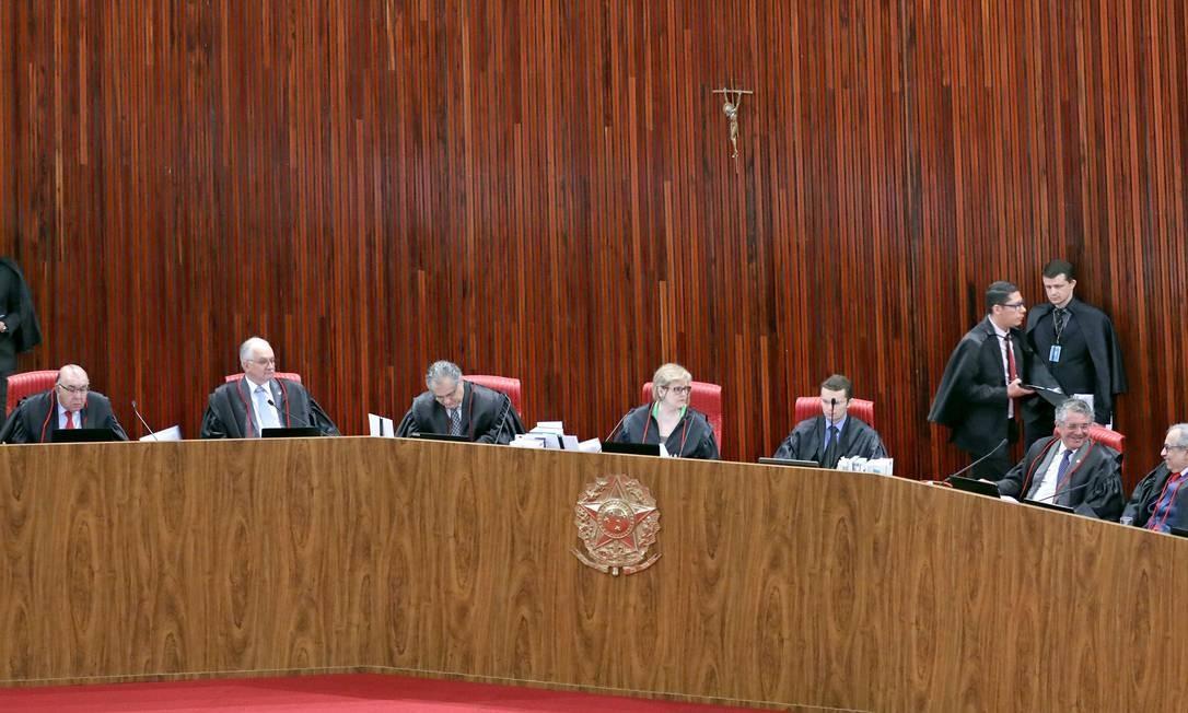 Sessão plenária jurisdicional do TSE. Brasília-DF, 18/10/2018 Foto: Roberto Jayme/ Ascom /TSE Foto: Roberto Jayme/TSE/18-10-2018