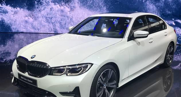Nova geração do BMW Série 3 promete aprender os hábitos de seu dono -  Jornal O Globo db392849aa