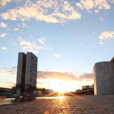 Palácio do Planalto Foto: Gilvaldo Barbosa/O GLOBO