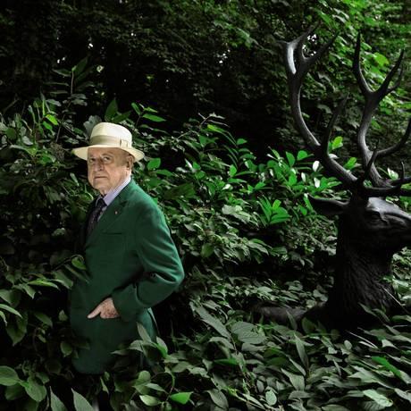 Pierre Bergé era um amante das artes Foto: Divulgação