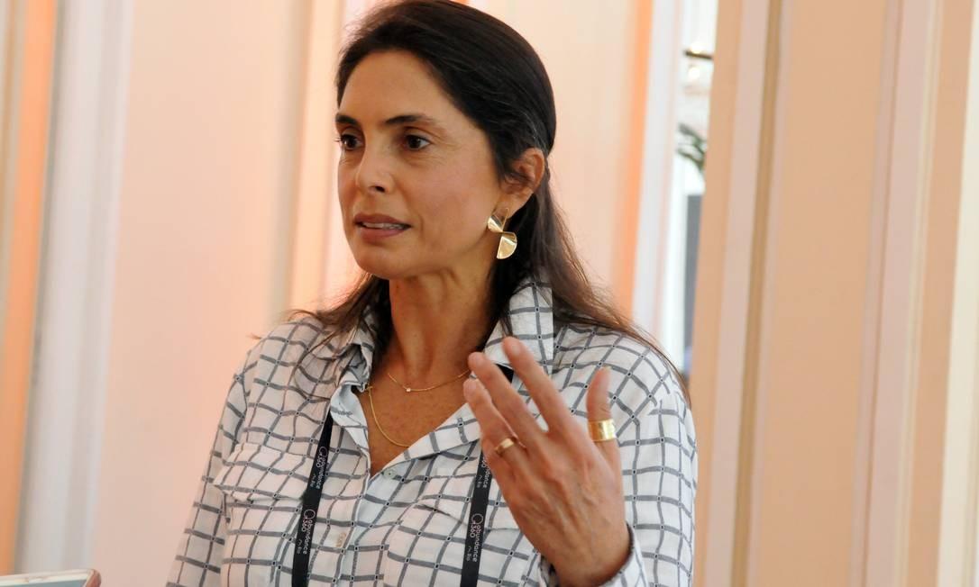 A empresária Rosângela Lyra lançou há cinco anos o movimento