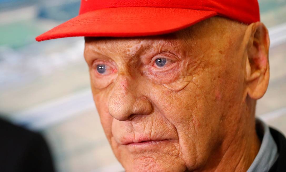 Morre Niki Lauda, lenda da Fórmula 1, aos 70 anos