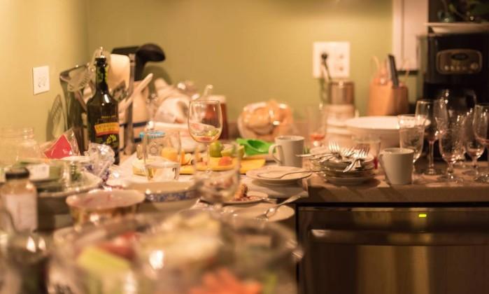 O clima de fim de festa Foto: Kristen Prahl / Shutterstock