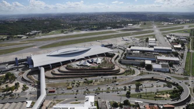 525e0546317 Aeroporto de Recife está incluído no Bloco Nordeste Foto  Arquivo