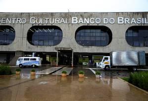 No Centro Cultural Banco do Brasil (CCBB) funcionará o ganibete de transição Foto: Jorge William / Agência O Globo