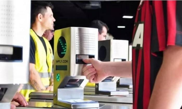 Biometria ajudou a localizar criminosos Foto: Divulgação