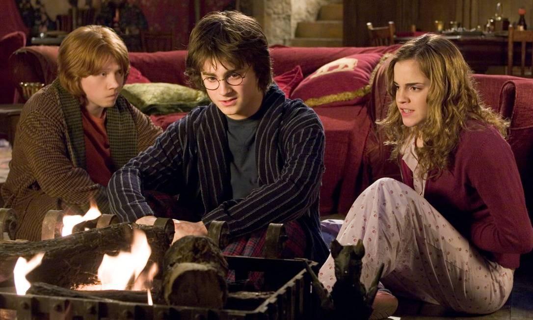 18.11.2005 - Divulgação / Reprodução CD - EXT DX - Cinema - Filme Harry Potter e o Cálice de Fogo