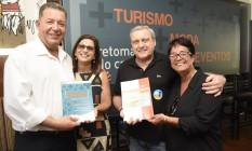 """""""Turismo: mais desenvolvimento, mais emprego e mais sustentabilidade"""" Foto: Divulgação"""