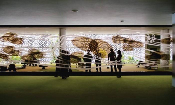 Salão Verde da Câmara dos Deputados, em Brasília Foto: Divulgação