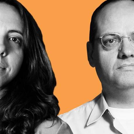 Os economistas Laura Carvalho e Samuel Pessôa Foto: Montagem sobre foto: Editora Brasil 247/Camila Fontana/Agência O Globo