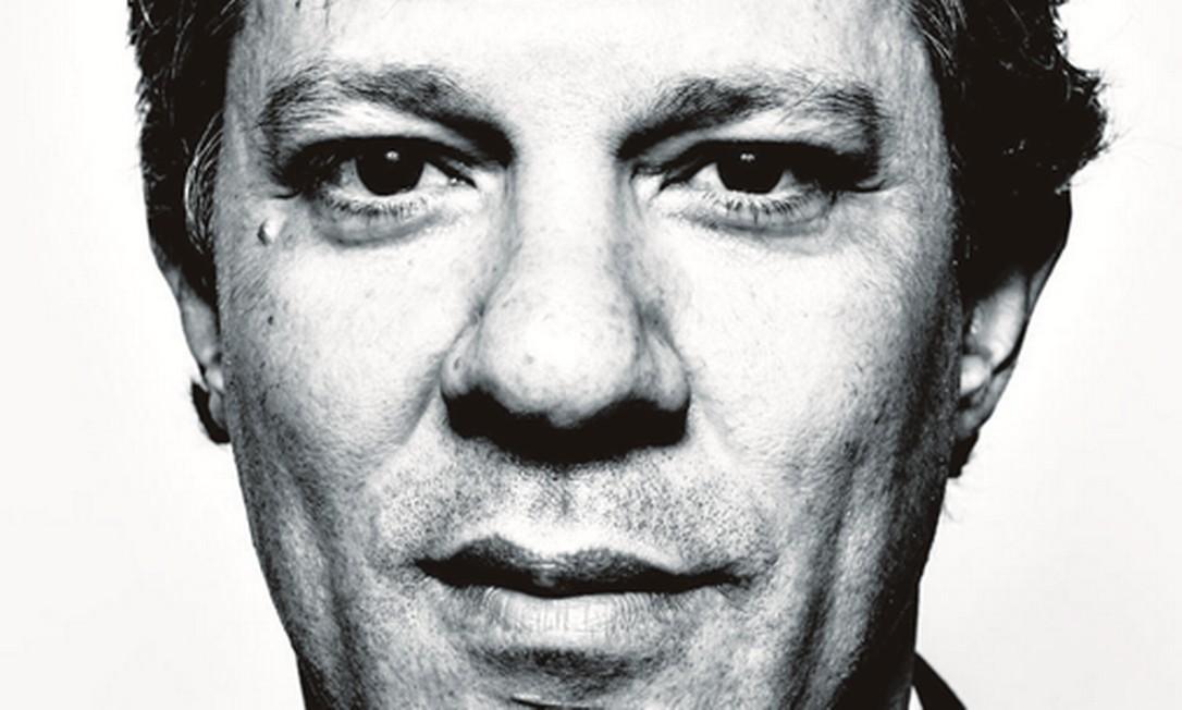 Fernando Haddad, candidato à Presidência pelo PT Foto: Márcia Foletto / Agência O Globo