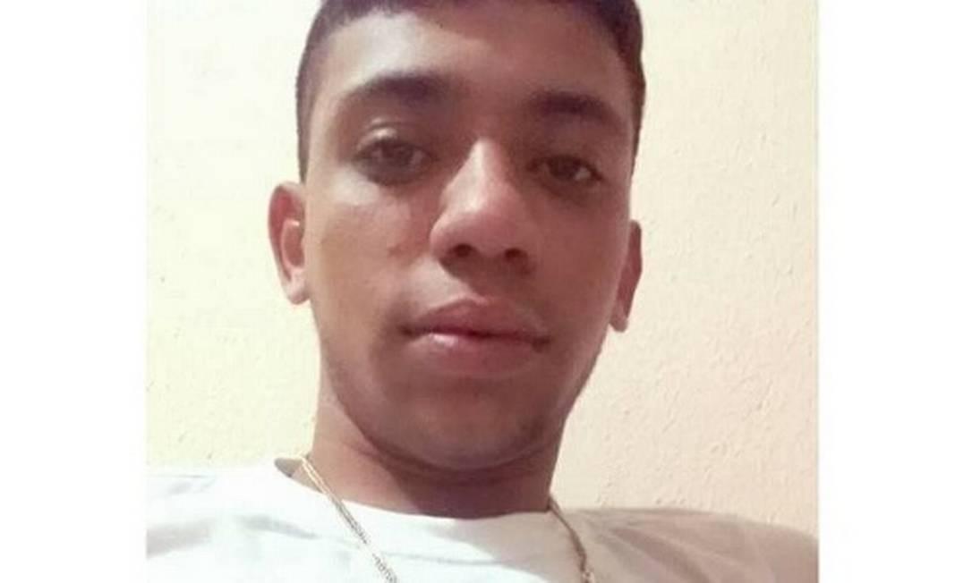O jovem tinha 23 anos e foi morto durante uma carreata Foto: Reprodução / Facebook
