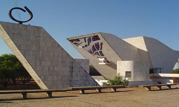 Panteão da Pátria e da Liberdade Tancredo Neves Foto: CC