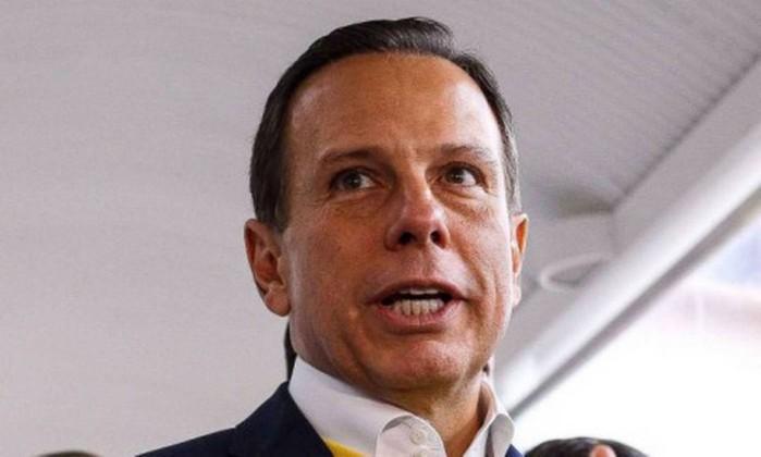 João Doria é eleito governador de Sao Paulo Foto: Marcello Fim/Agência O Globo
