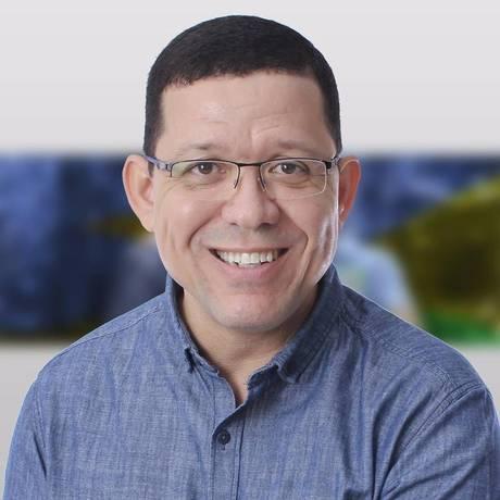 Coronel Marcos Rocha, do PSL, é eleito governador de Rondônia Foto: Reprodução