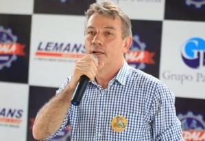 Antonio Denarium (PSL) é o novo governador de Roraima Foto: Reprodução