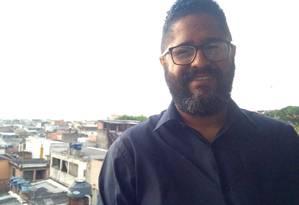 Anderson Severiano Gomes, diretor de escola municipal. O pedagogo foi candidato a deputado estadual Foto: Danilo Thomaz / Época