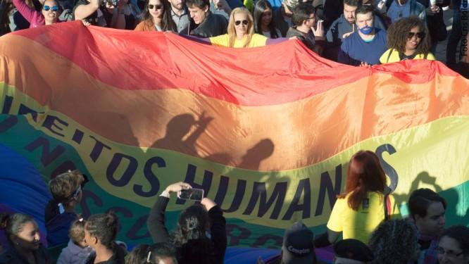 A tecnologia também pode ser usada como forma de defesa dos LGBT Foto: Chris Boldrini/Divulgação