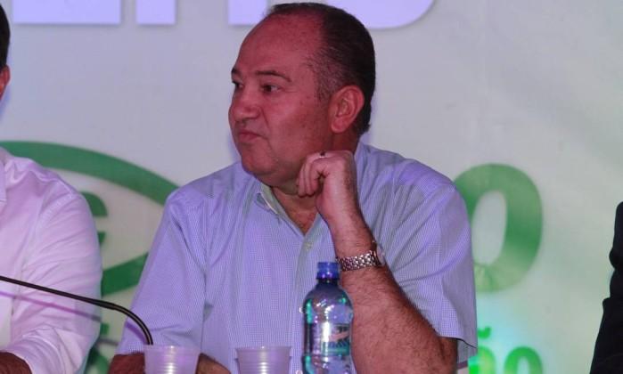 Pastor Everaldo Foto: Fábio Guimarães / Agência O Globo