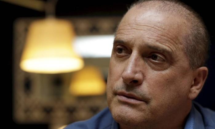 Deputado Federal Onyx Lorenzoni Foto: Marcelo Theobald / Agência O Globo