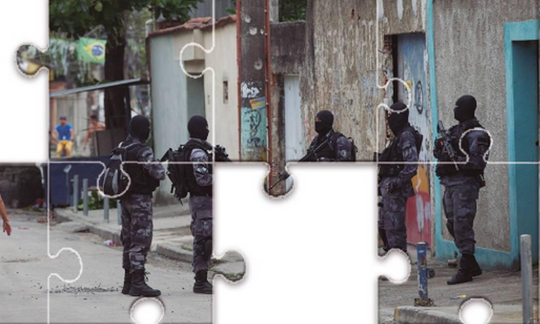 O que esperar do governo de Wilson Witzel na segurança Foto: Editoria de Arte