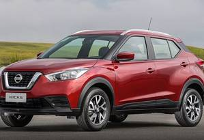 Nissan Kicks: proprietários devem agendar a substituição do banco do passageiro Foto: Divulgação