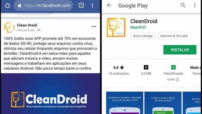 Aplicativos na Google Play escondem malwares direcionados a ... 300d8070162e8