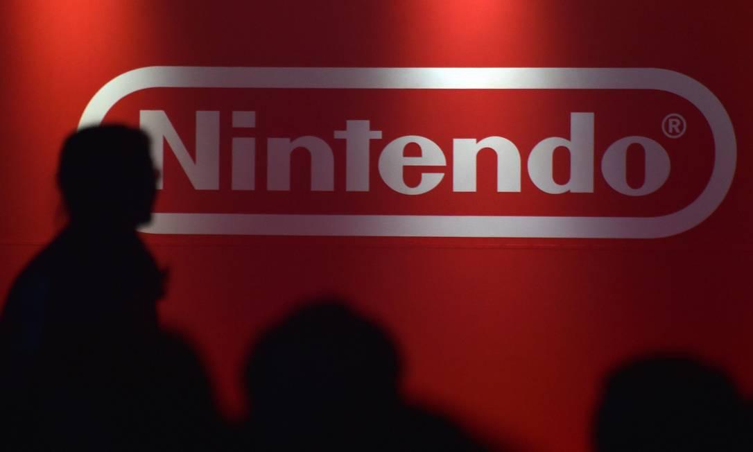 Nintendo aposta em personagens clássicos da marca, como Pokémon e Mario Bros Foto: KAZUHIRO NOGI / AFP
