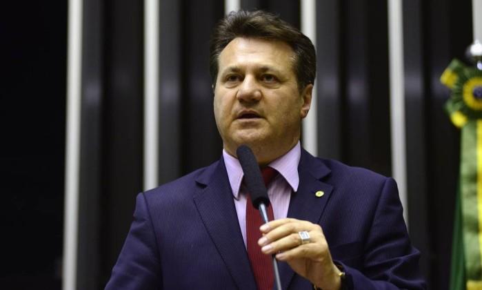 O deputado Giovani Cherini (PR-RS) Foto: Gustavo Lima / Agência Câmara dos Deputados
