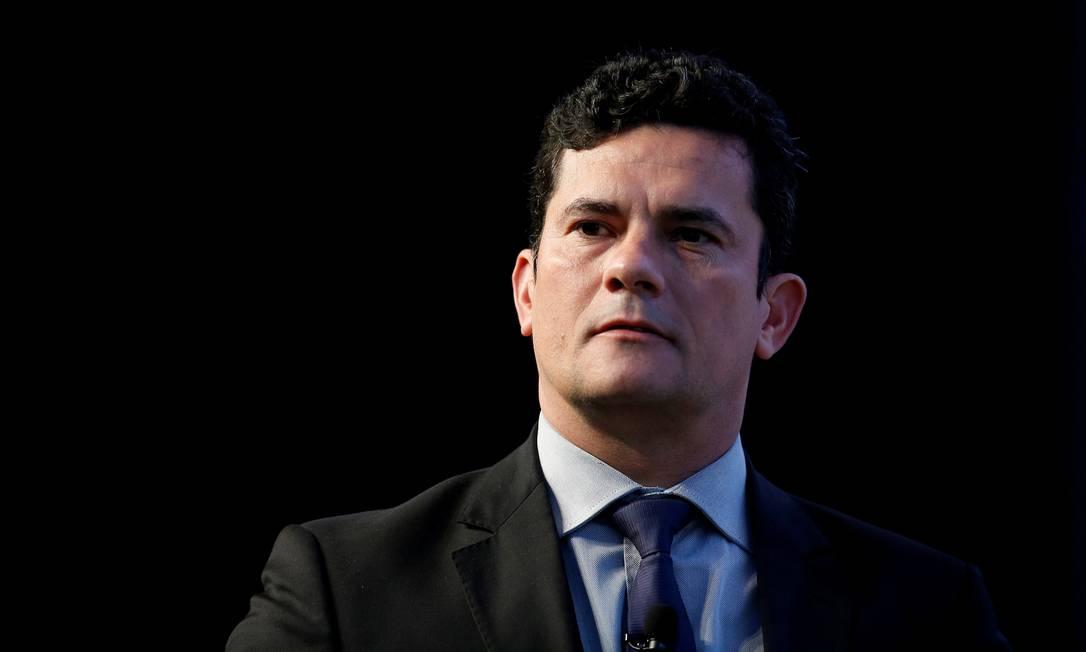 Juiz Sergio Moro diz que convite de Bolsonaro passará por discussão e reflexão Foto: Rafael Marchante / REUTERS