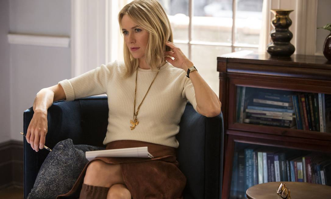 """Naomi Watts em cena da série """"Gypsy"""", da HBO Foto: Alison Cohen Rosa / Divulgação"""