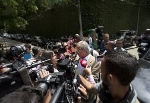 Paulo Guedes será o ministro da Economia no governo Bolsonaro Foto: Márcia Foletto / Agência O Globo