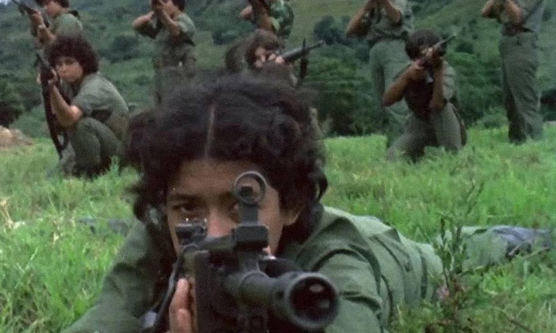 Documentário 'Las sandinistas': guerrilheiras nicaraguenses que participaram da Revolução Sandinista, em 1979, ganham voz Foto: Divulgação