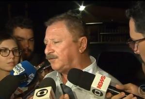 Presidente da UDR, Nabhan Garcia Foto: Reprodução/TV Globo