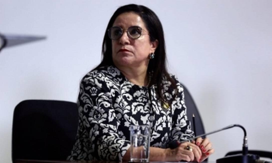 Vice-presidente daAssociação Nacional das Universidades Particulares (Anup), Elizabeth Guedes Foto: Anup