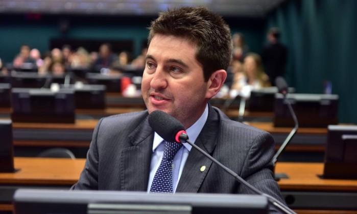 O relator, deputado Jerônimo Goergen (PP-RS), acredita que há possibilidade de negociação Foto: Zeca Ribeiro / Agência Câmara dos Deputados