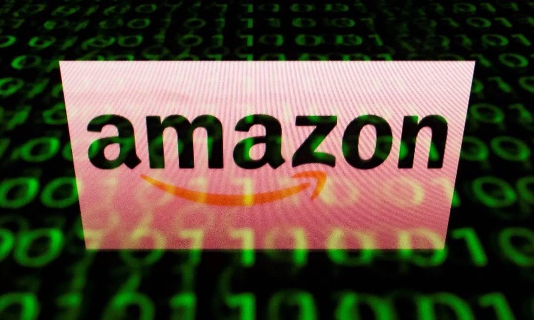 Logo da Amazon Foto: / AFP