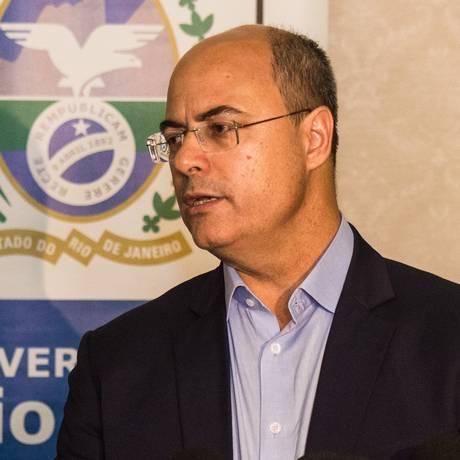 Governador eleito disse que não quer filho de Crivella em seu secretariado Foto: Glaucon Fernandes/Eleven/Agência / Agência O Globo