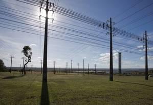 Rede elétrica: custo extra cai com aumento do nível dos reservatórios das hidrelétricas Foto: Michel Filho