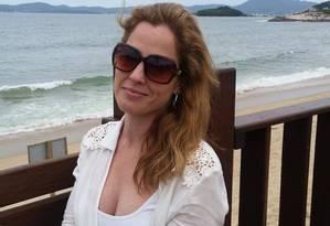 A juíza substituta Gabriela Hardt assumiu a 13ª Vara até escolha de titular para vaga de Moro Foto: Arquivo Pessoal