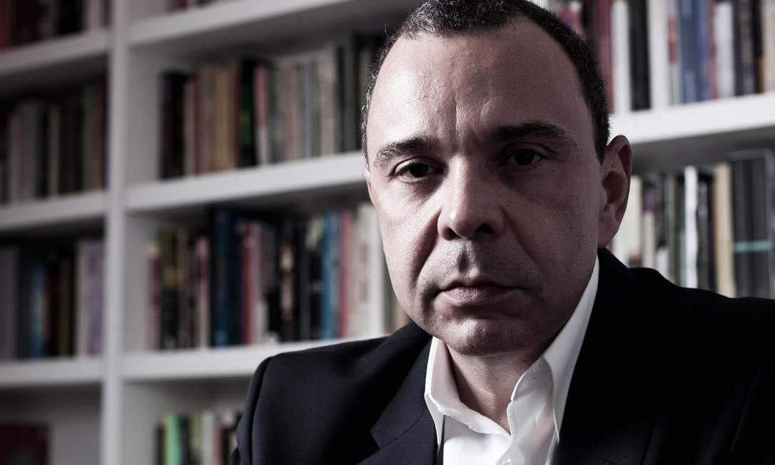 O historiador Carlos Fico, especialista em estudos sobre a ditadura militar Foto: Stefano Martini / Editora Globo