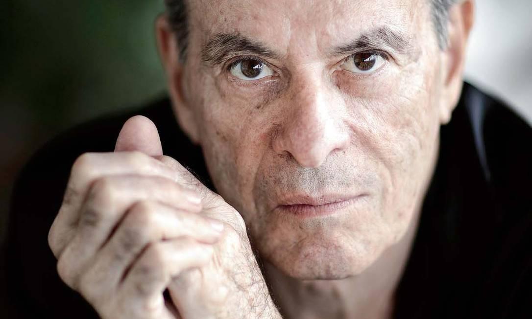 Aos 77 anos, Ney Matogrosso lança suas memórias, mas preservando sua intimidade e sem querer escandalizar metade da MPB Foto: Leo Aversa / Agência O Globo