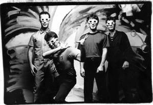 """O grupo Ira!, em 1988, ano em que lançou o LP """"Psicoacústica"""" Foto: Divulgação"""