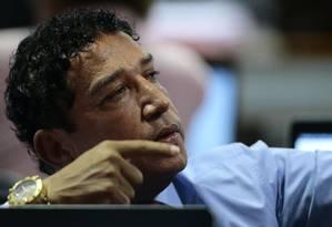 O senador Magno Malta (PR-ES) 31/10/2018 Foto: Jorge William / Agência O Globo