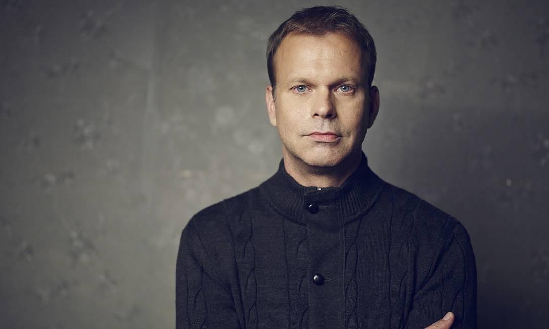 Stefan Vladar, diretor da Orquestra de Câmara de Viena Foto: Gregor Titze / Divulgação