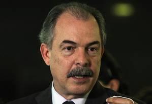 Aloizio Mercadante, ex-ministro da Educação e da Casa Civil do governo Dilma Rousseff Foto: Givaldo Barbosa | Agência O Globo / Agência O Globo
