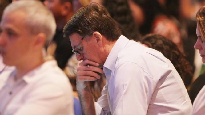 Presidente eleito Jair Bolsonaro já decidiu nomear um diplomata de carreira para o posto mas ainda não definiu quem Foto: Cléber Júnior / Agência O Globo