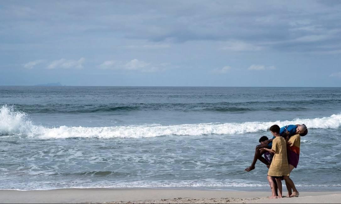 Cena de 'Preciso dizer que te amo' Foto: Divulgação