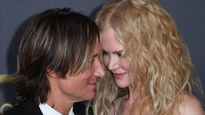 O casal Nicole Kidman e Keith Urban Foto: MARK RALSTON / AFP